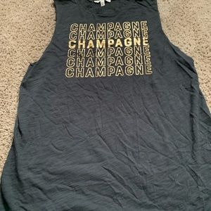Expresss Champagne Tank top